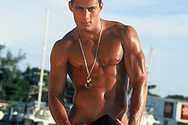 Photographing The Hunks in Florida